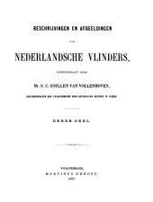 Beschrijvingen en afbeeldingen van Nederlandsche vlinders: Volume 3