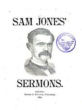 Sam Jones' Sermons