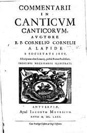 Commentarii In Canticum Canticorum