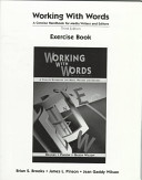 Working with Words Book