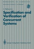 Specification and Verification of Concurrent Systems PDF