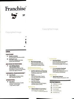 Franchise Times PDF