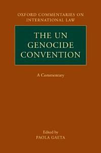The UN Genocide Convention PDF