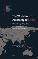 The World in 2020 According to China PDF