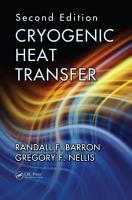 Cryogenic Heat Transfer PDF