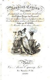Le Nouveau Caveau pour 1819 [-1824] faisant suite au Caveau moderne et à l'Enfant lyrique du Carnaval ...