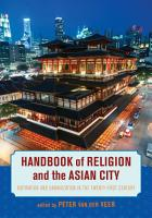 Handbook of Religion and the Asian City PDF