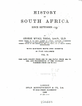 History of South Africa, from 1795 to 1872: Volume 2