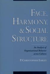 Face Harmony And Social Structure Book PDF