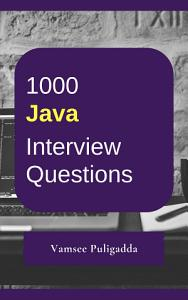 1000 Java Interview Questions and Answers PDF