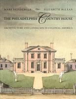 The Philadelphia Country House PDF