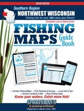 Northwest Wisconsin - Southern Region Fishing Map Guide