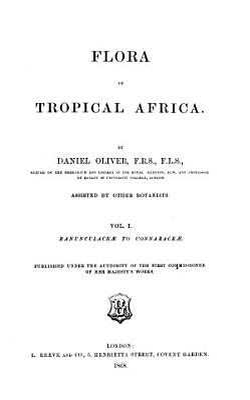 Flora of Tropical Africa: Ranunculaceae to Connaraceae