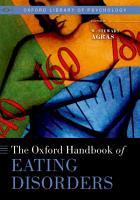 The Oxford Handbook of Eating Disorders PDF