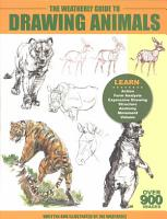 The Weatherly Guide to Drawing Animals PDF