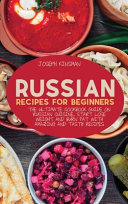 RUSSIAN RECIPES FOR BEGINNERS PDF