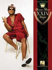 Bruno Mars - 24K Magic Songbook