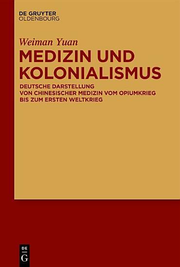 Medizin und Kolonialismus PDF