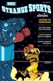Strange Sports Stories (2015-) #3