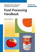 Food Processing Handbook PDF