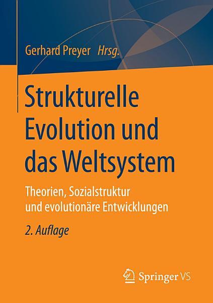 Strukturelle Evolution und das Weltsystem PDF