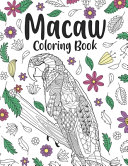 Macaw Coloring Book