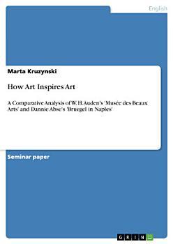 How Art Inspires Art PDF