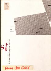 Australian Sculpture Triennial PDF