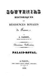 Palais-Royal: 2