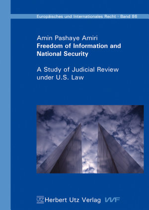 Freedom of Information and National Security PDF