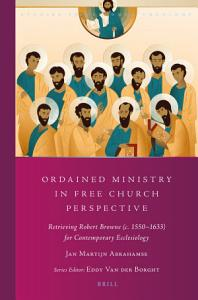 Ordained Ministry in Free Church Perspective PDF
