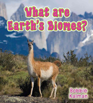 What Are Earth s Biomes  PDF