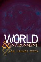 World and Environment PDF