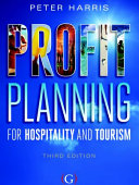 Profit Planning for Hospitality and Tourism PDF