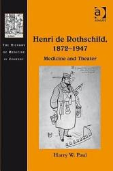 Henri De Rothschild 1872 1947 Book PDF