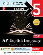 5 Steps to a 5: AP English Language 2021 Elite Student edition