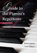 Guide to the Pianist s Repertoire PDF