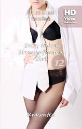 ((Video)) Sexy Nylon Strumpfhosen Girl 12: Krawatte: Photo Buch