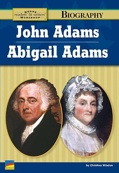 John Adams, Abigail Adams