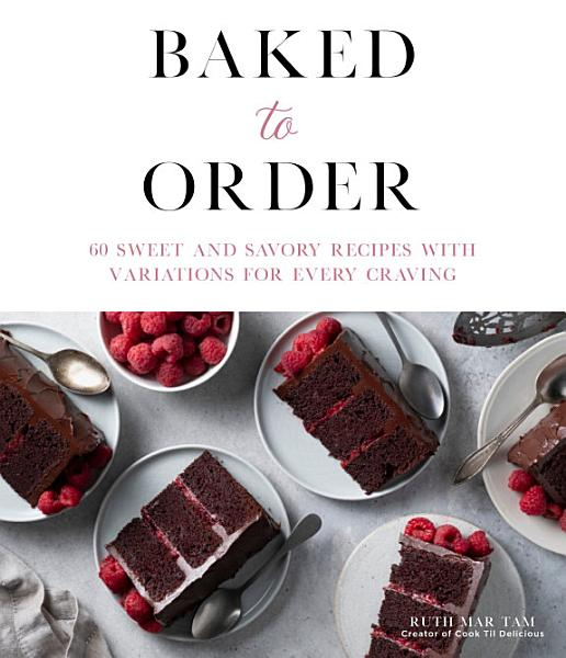 Download Baked to Order Book