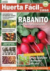 Huerta Fácil en casa 6 - Cultiva desde pequeños a grandes espacios: Curso visual y práctico