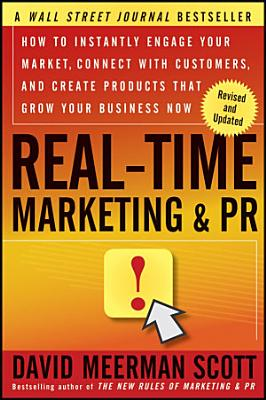 Real Time Marketing and PR PDF