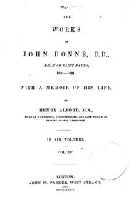 The Works of John Donne PDF