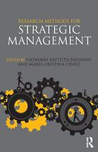 Research Methods for Strategic Management PDF