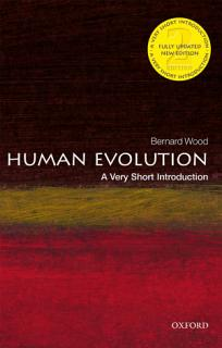 Human Evolution  A Very Short Introduction Book