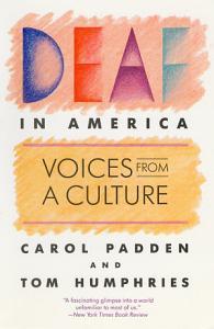 Deaf in America Book
