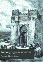 Nueva geografía universal: Volumen 4
