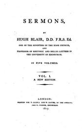 Sermons: In Five Volumes, Volume 1