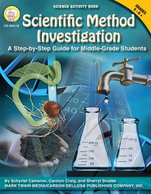 Scientific Method Investigation  Grades 5   8