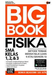 Big Book Fisika SMA Kelas 1, 2, & 3